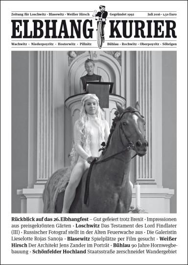 Ausgabe Juli 2016